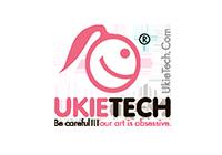 Логотип Ukietech