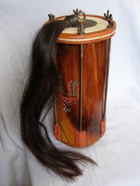 Бугай, музичний інструмент