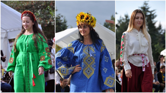 UaModna Fashion Show, Сіетл, фото