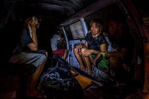 Фотограф з українським корінням Деніел Берегулак вдруге отримав Пулітцерівську премію 1/3