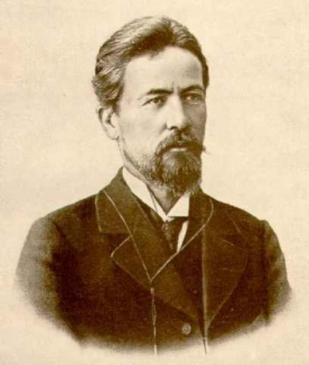 A п чехов фотография