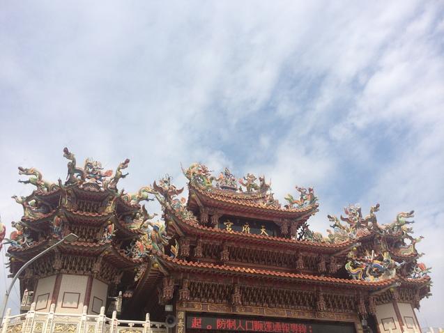 Тайвань, храм, фото