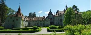 Палац графів Шенборнів фото