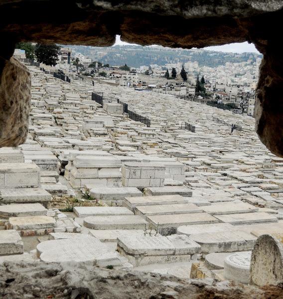 Кедронський цвинтар