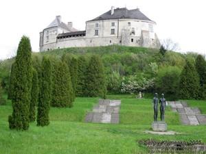 Олеський Замок фото
