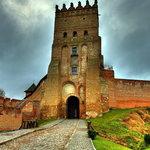Луцький замок, Волинь (фото)