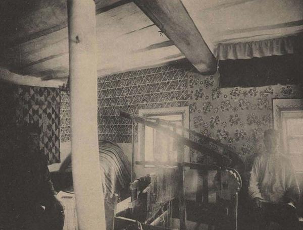 Хатній настінний розписи в українській культурі