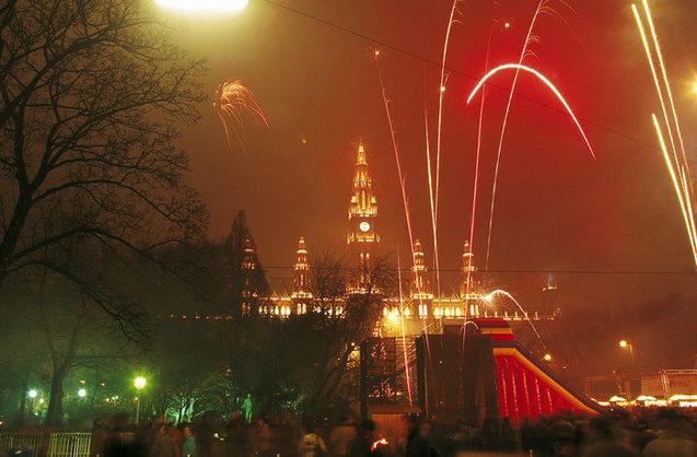 Новий рік Австрія