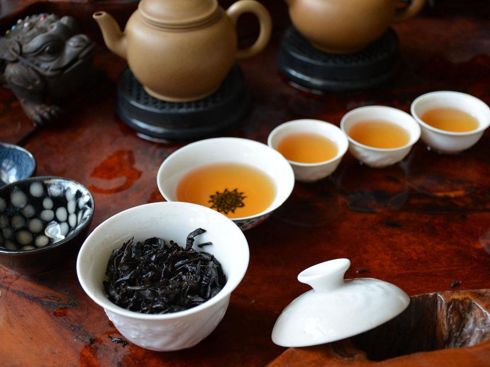 #дегустаторчая, da hong pao (tea)