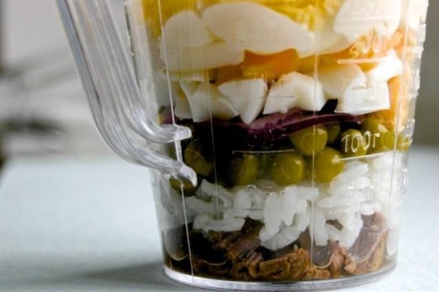 рецепт салату Олів'є фото
