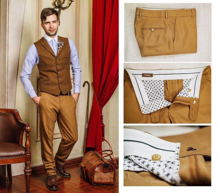 Нова колекція чоловічих костюмів Баро від українського бренду ZHURAVEL  1 1 428fa4a88a617