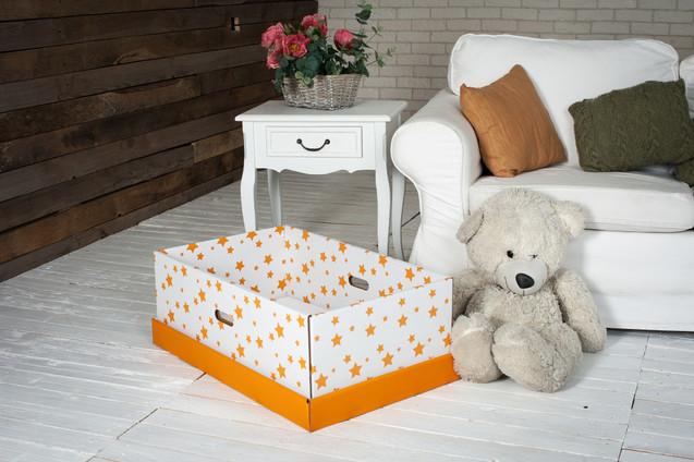 коробочка для новонародженого