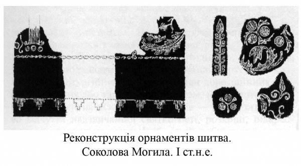 шитво, Соколова могила