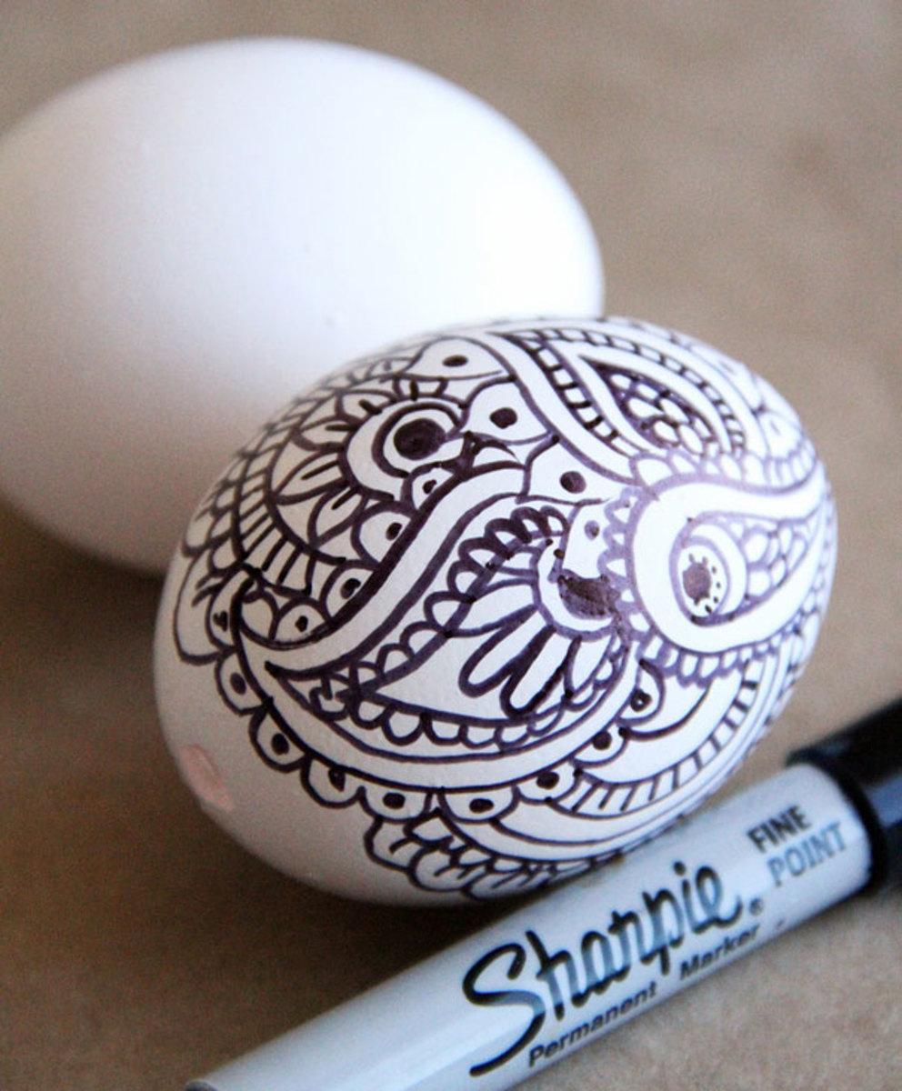фото яиц писанки