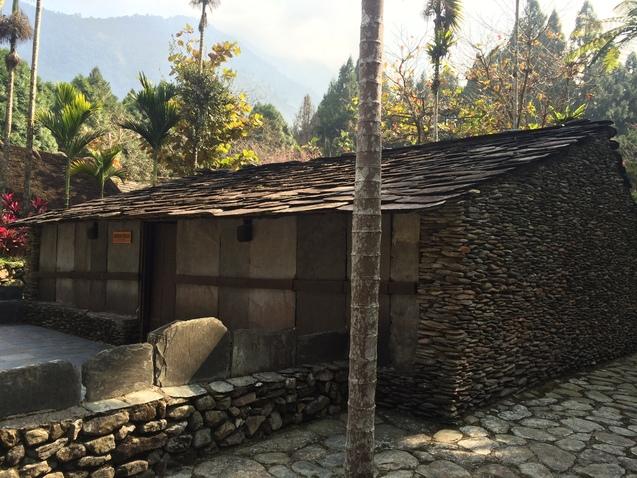 Тайвань, хатина аборигенів