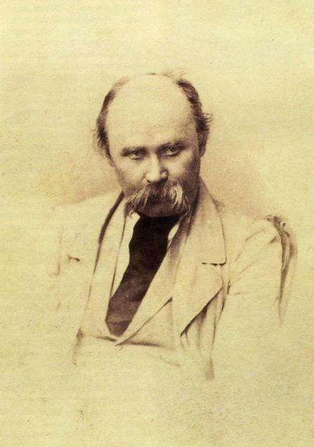 Тарас Григорович Шевченко портрет