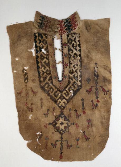 єгипетська вишивка
