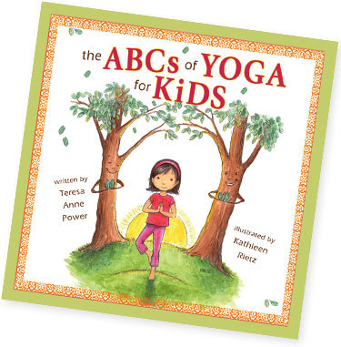 The ABC of Yoga for KIDS
