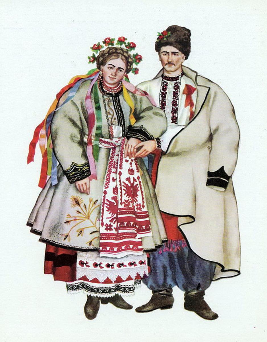 Український народний костюм  історія 22a4d9d77c409