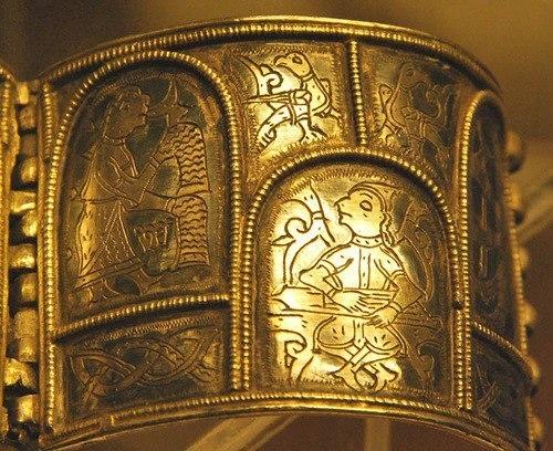 стродавні орнаменти