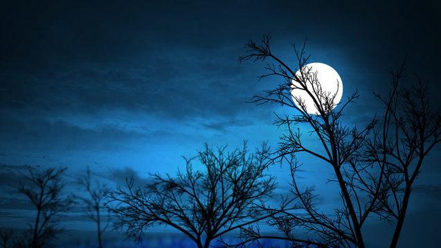 місяць місячний календар Великдень фото