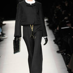 Yves Saint Laurent: Fall 2010