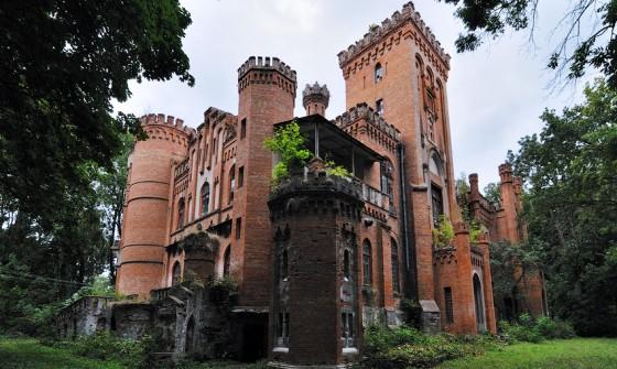Палац Даховських фото