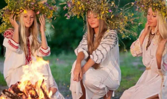 Ukrainian Traditions: The Ivanna Kupala Night  1/2