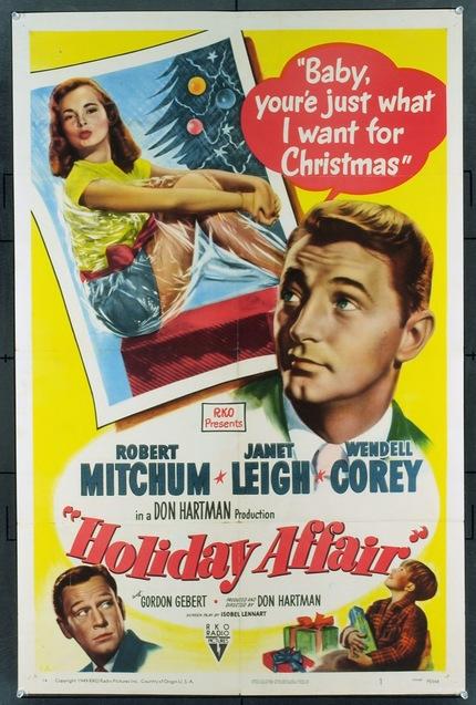 Святковий роман (Holiday Affair, 1949)