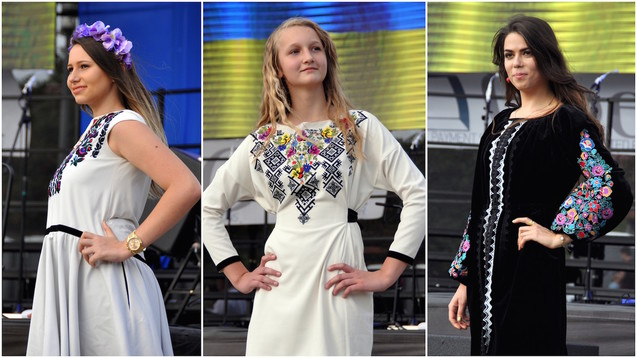 UaModna Fashion Show, Сіетл, США, фото