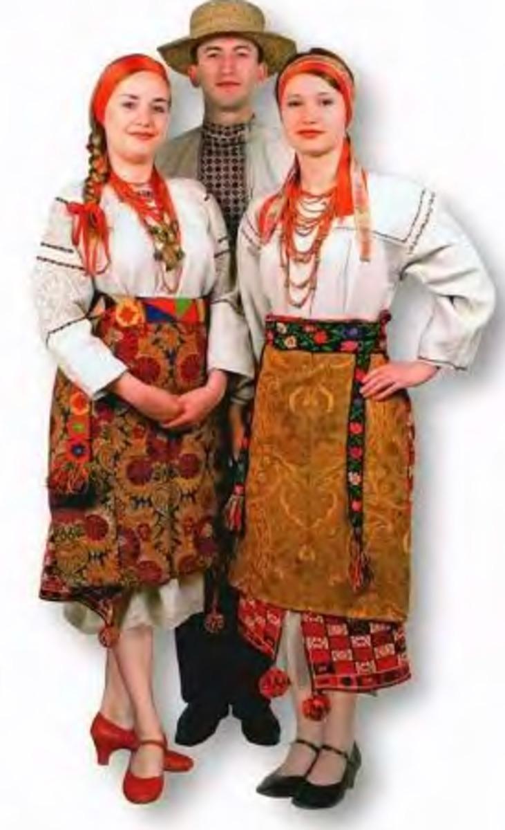 ... український народний костюм (фото) ... 2e71ead1c478a
