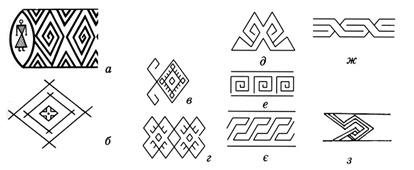 українські орнаменти
