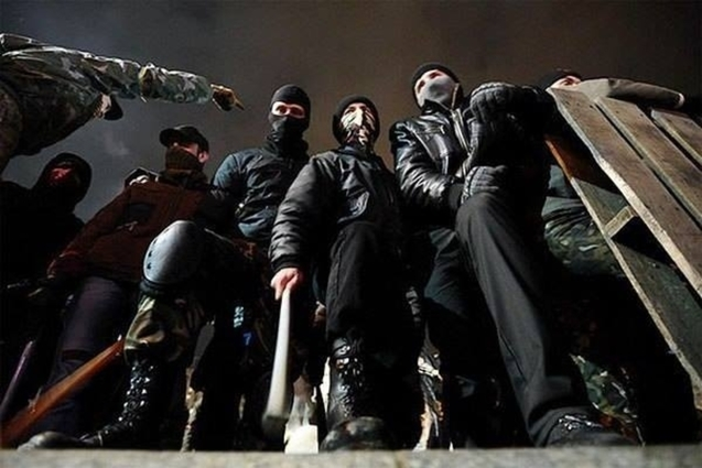 ukrainian right sector (photo)