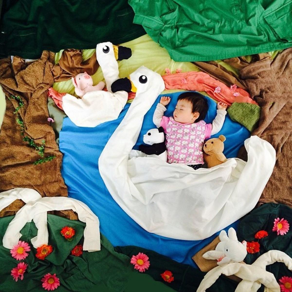 Спящую мамашу смотреть онлайн 1 фотография