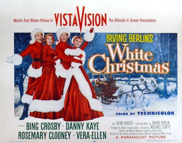 Світле Різдво (White Christmas, 1954)