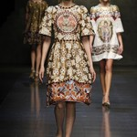 Колекція Dolce & Gabbana: Winter 2014