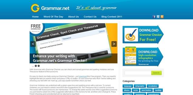 Grammar.net