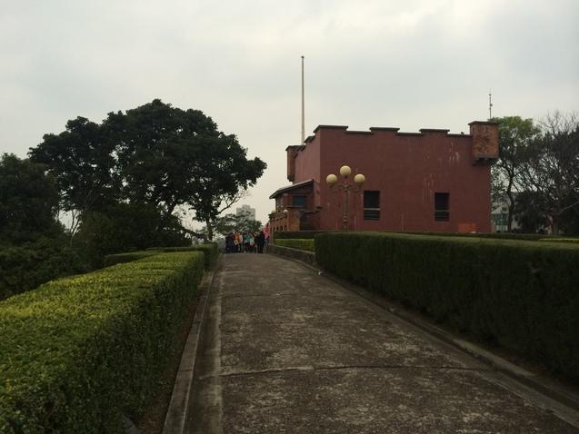 Тайпей, іспанський форт