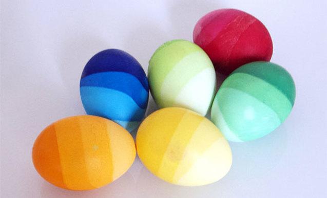 великодні яйця - ідеї для писанок
