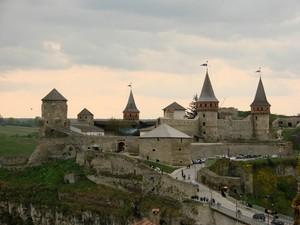 Кам'янець-Подільська фортеця фото