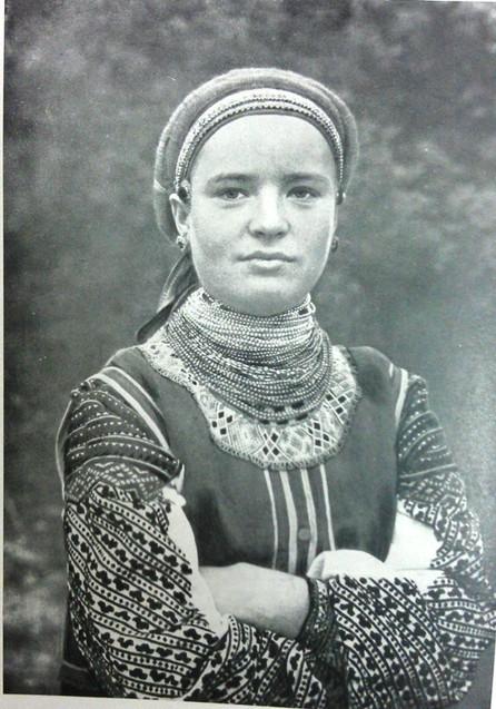 Вишиванки, Івано-Франківськ, орнамент