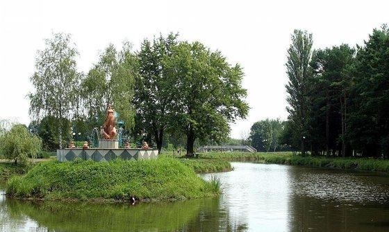 Радоновий курорт Хмільник (фото)