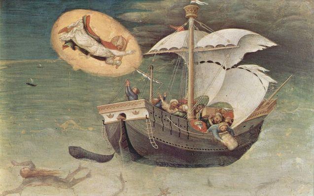 Миколай корабель історія