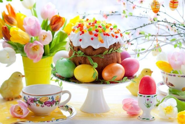 Паска Великдень писанки крашанки традиції