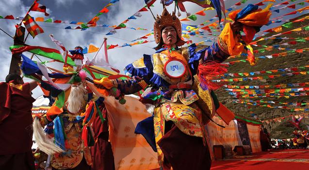 Новий рік Тибет