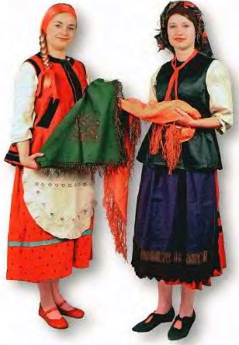 ... український народний костюм ... 98e8a4485f0a1
