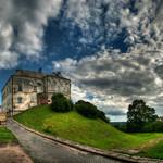 Олеський замок (фото)