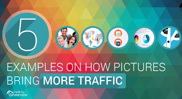 How Pictures Bring More Traffic