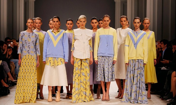 34-й Ukrainian Fashion Week