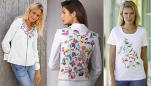 Designers Embroidered Shirt (Vyshyvanka) (photo)